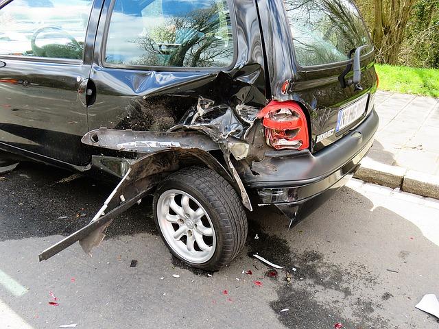 כיצד להתנהל לאחר תאונת דרכים